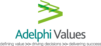 Adelphi Values logo square